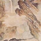 Shi Tao - Der Wasserfall am Berge Lu (um 1700)
